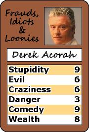 Derek Acorah